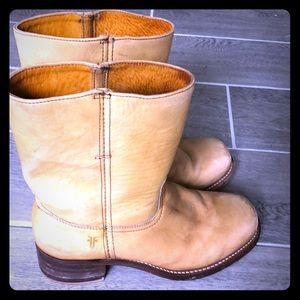 Frye boots women's 10